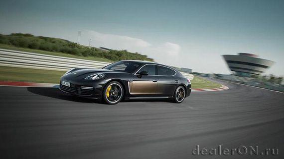 Порше Панамера Эксклюзивная Серия / Porsche Panamera Exclusive Series
