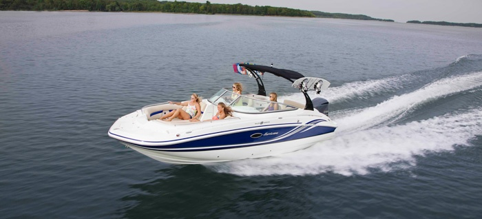 Hurricane deck boat, I want one like this