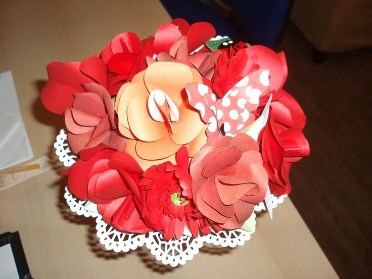 Bouquet Laurea di Monica Vittani Handmade su DaWanda.com