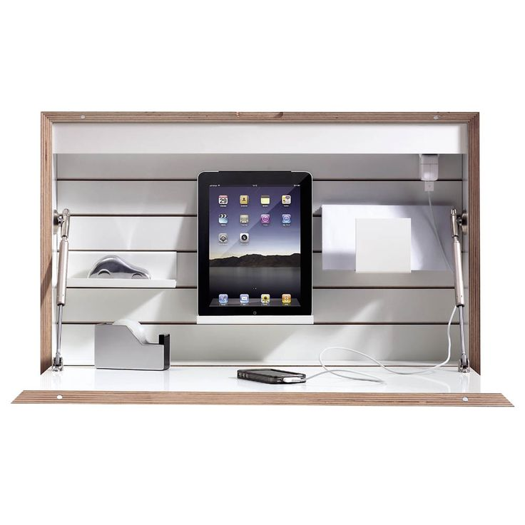 les 25 meilleures id es de la cat gorie bureau mural rabattable sur pinterest stockage de l. Black Bedroom Furniture Sets. Home Design Ideas
