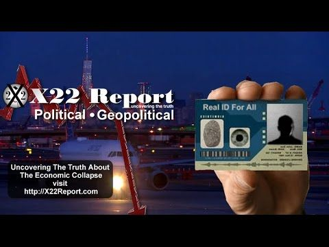 The 2005 Real ID Act Requires US Citizens To Obtain A Passport To Fly Domestically - Episode 771b - YouTube