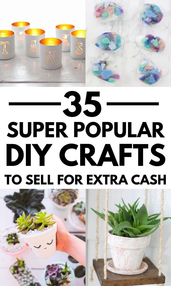 Super Popular Diy Crafts To Sell On Etsy And Craft Fairs Number