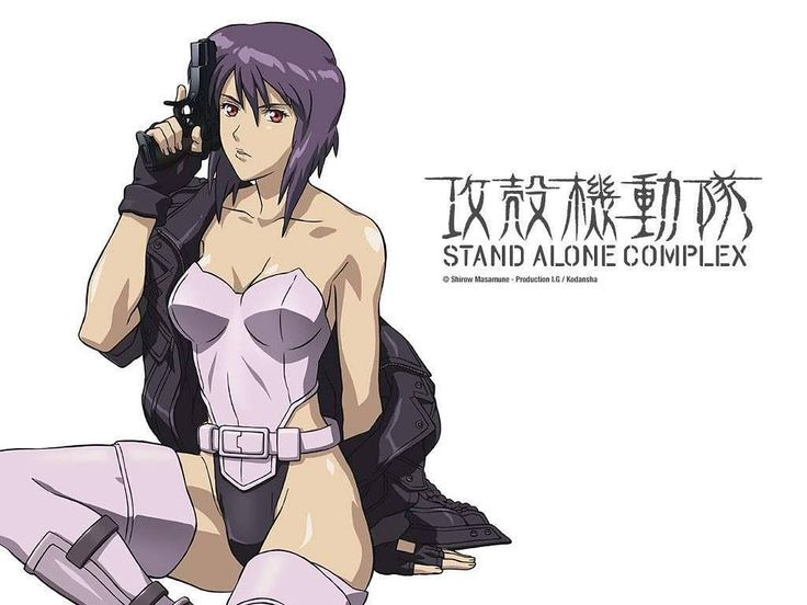 "42 Likes, 1 Comments - krelok (@_krelok) on Instagram: ""#ghostintheshell #section9 #major #anime #funimation #standalonecomplex #art #drawing #henti #games…"""