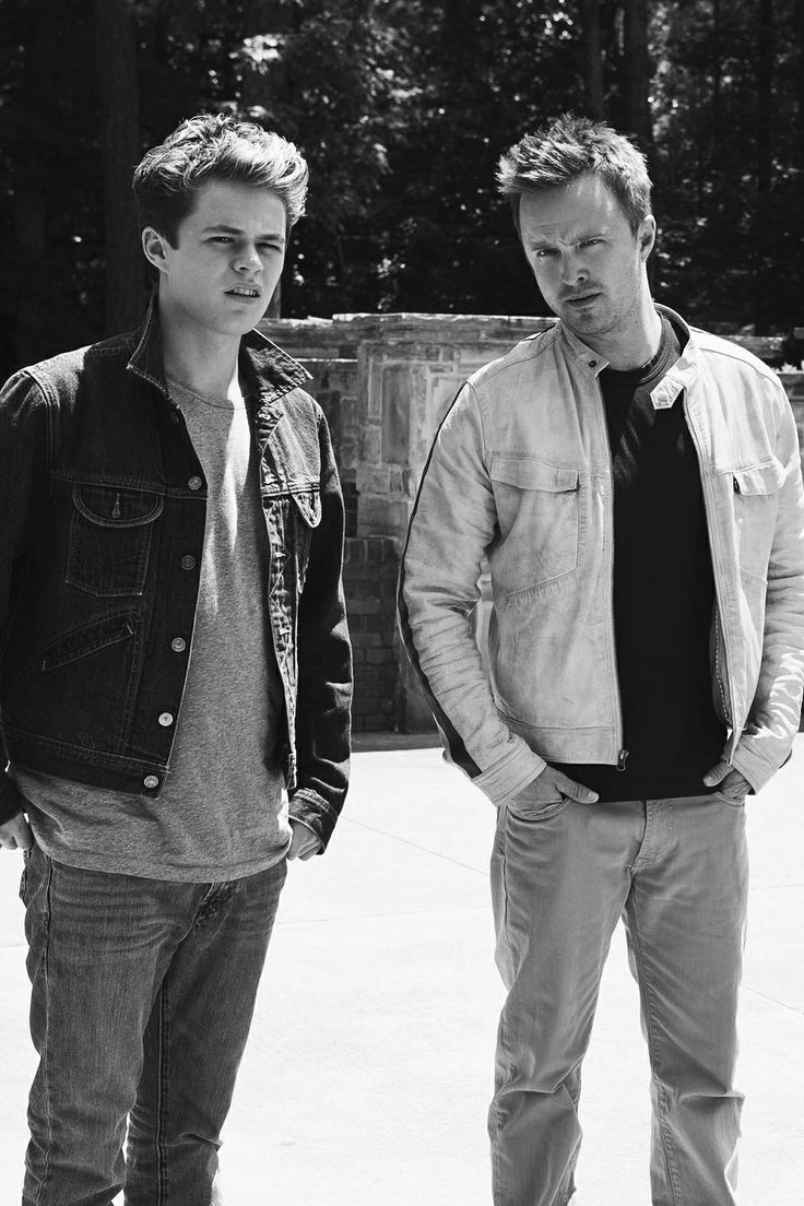 Harrison Gilbertson & Aaron Paul- need for speed, honestly my fav movie!!!❤️❤️