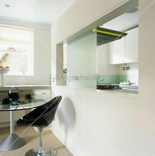 die besten 25 k chendurchgang ideen auf pinterest halbe. Black Bedroom Furniture Sets. Home Design Ideas