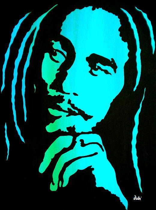 Art~ Bob Marley