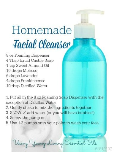 How To Get Great Skin With Homemade Facial Cleansers
