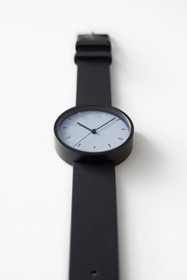 Stencil Watch by Nendo Inspired by Drafting Tools Photo