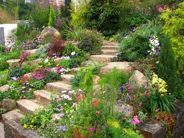 78 besten Garten Gestaltungstipps Bilder auf Pinterest Garten - garten blumen gestaltung
