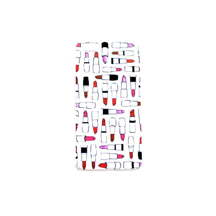 "iPhone 5 hoesje ""Lipsticks"""