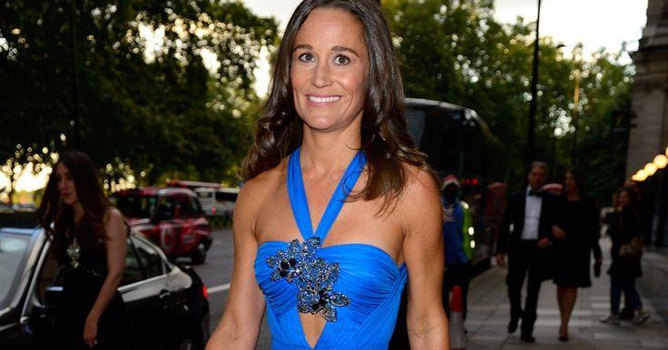 Wow, so haben wir Pippa Middleton noch nie gesehen! Zu einem Charity-Event erschien die kleine Schwester von Herzogin Kate in einem super sexy Outfit.