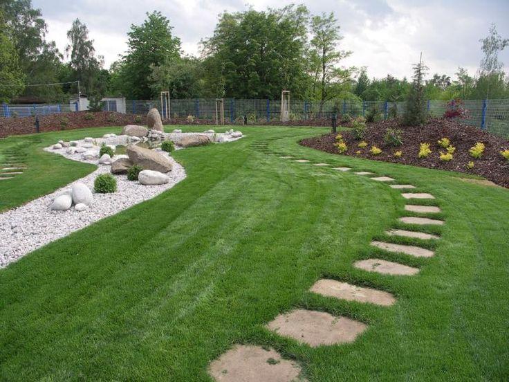 moderní zahrada - Hledat Googlem