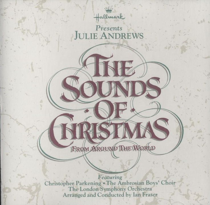 28 best music images on pinterest country music julie andrews and hallmark presents julie andrews and the sounds of christmas from around the world 1495 fandeluxe Choice Image