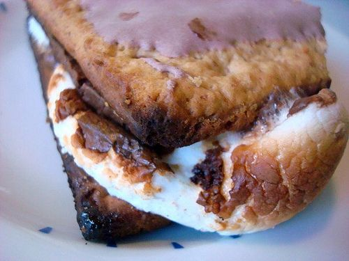 Pop-Tart S'mores Recipe