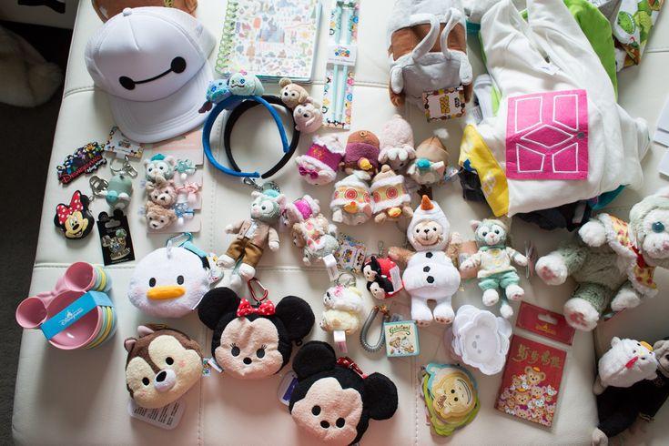 Hong Kong Disneyland Shopping Haul - 4 All Things Disney