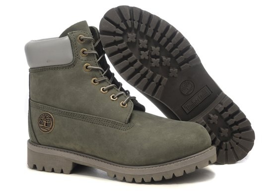 Elegant Timberland 6-Inch Water-Resistant Suede Boots In Green For Men | Lyst