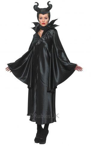 Naamiaisasu; Pahatar Maleficient. Naamiaismaailmassa Pahattaren Disneyn lisensoimaan asuun kuuluvat musta mekko sekä päähine. Pahattaren asua voi kohentaa vihreällä tai harmaalla ihomaalilla, mustilla korkokengillä sekä mustalla lähes ihmisen mittaisella sauvalla.