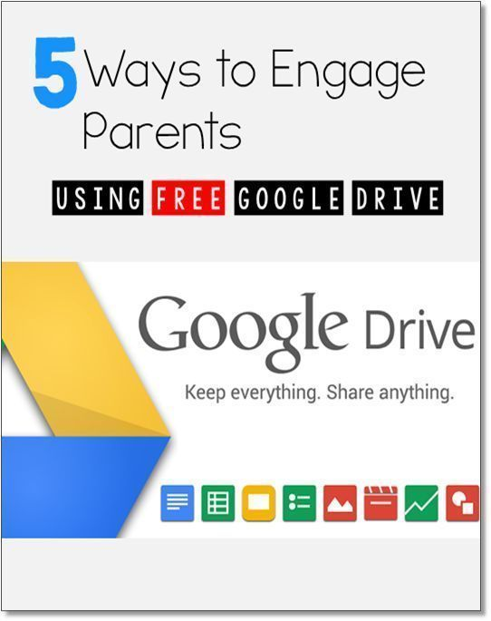 22 best math images on pinterest math classroom classroom ideas 5 ways to engage parents using google drive fandeluxe Choice Image