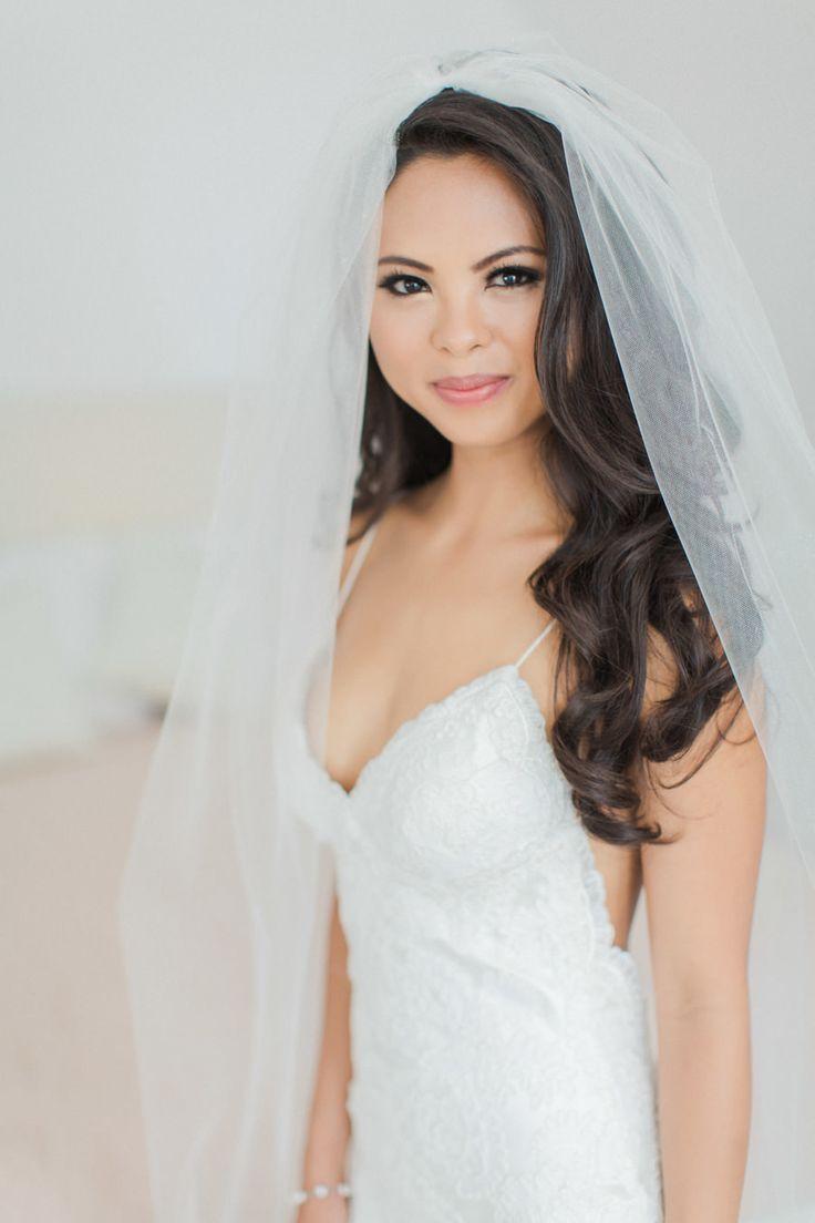 295 best Hair & Makeup images on Pinterest   Wedding hair, Wedding ...