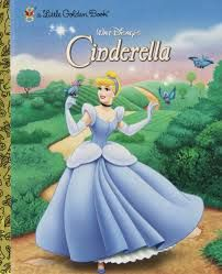 """Title: """"Cinderella"""" Author: Rh Disney Illustrator: Rh Disney Copyright Date: 2005 This book is about a girl, Cinderella, who is a slave for her step mother. One night she decides to go to the ball, where a fairy God Mother helps her get dressed up. While she is at the ball the clock strikes midnight, and she looses her glass slipper. Her prince finds the slipper and is trying to figure out who it belongs to."""