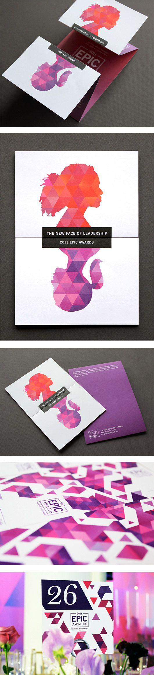 2011 EPIC Awards || Hyperakt #branding #identity #neato #color #design #inspiration