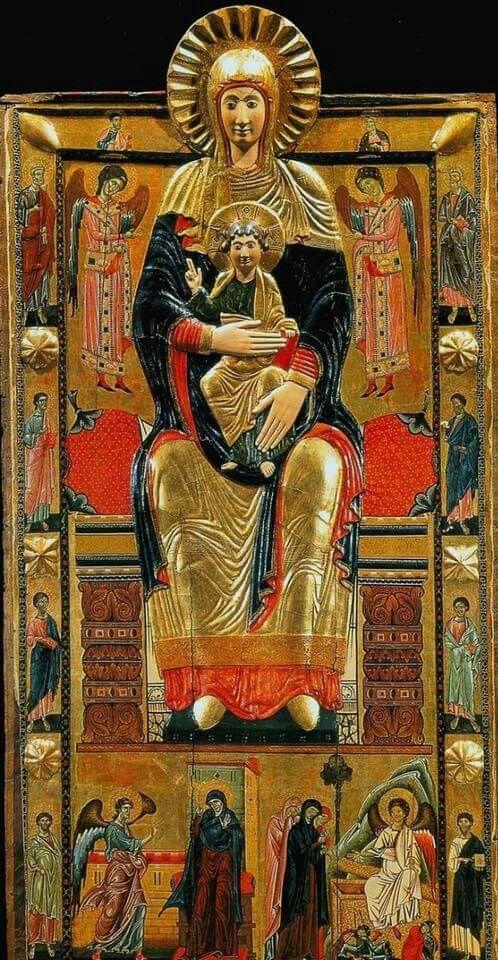 1250-60. Santa Maria Maggiore.  Firenze