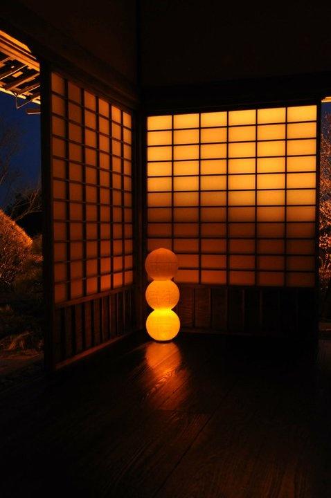 Paper lantern by SUZUMO, Japan
