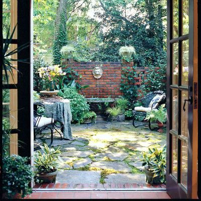 Shaded Backyard Designs Create A Private Sanctuary In Your Yard With