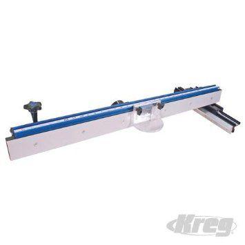 """Kreg Fence Table de précision routeur 36 """": Amazon.fr: Bricolage"""