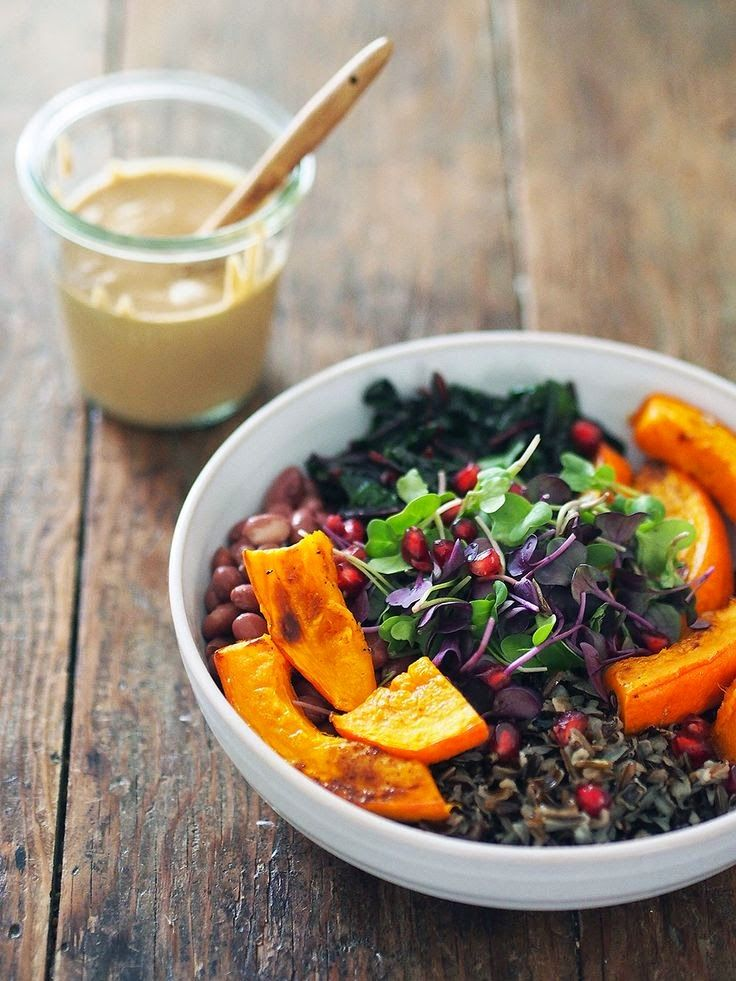 Food for Thought : Buddha bowls