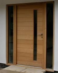 Image result for front door with glass side panels