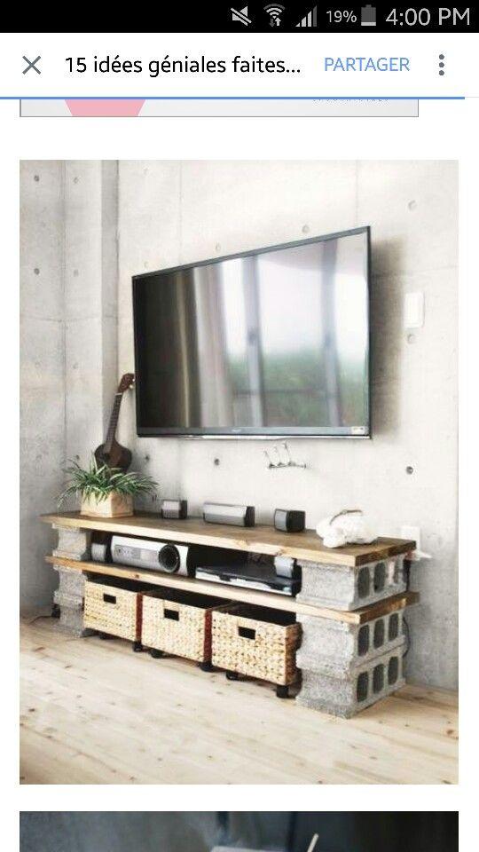 ber ideen zu betonblock regale auf pinterest betonblock m bel regale und betonblock. Black Bedroom Furniture Sets. Home Design Ideas