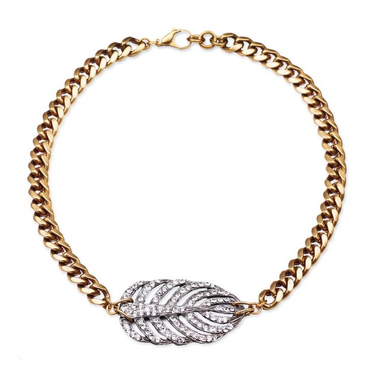 Lulu Frost Drift necklace