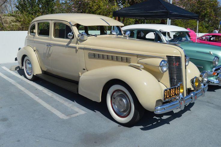 1937 Buick Century Sedan IV by Brooklyn47.deviantart.com on @DeviantArt