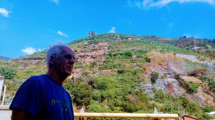 Bartolomeo Cheo a passionate wine-maker in Vernazza who will introduce you to his production and story. #winetasting . . . . #wishversilia #liguria #cinqueterre #travel #travelpics #instatravel #instavacation #ilovetravel #italygram #italyphoto #visit_liguria #italyiloveyou #postcardfromtheworld #traveling #vacation #visiting #instago #instagood #trip #holiday #photooftheday #instapassport #instatraveling #travelgram #travelingram #igtravel