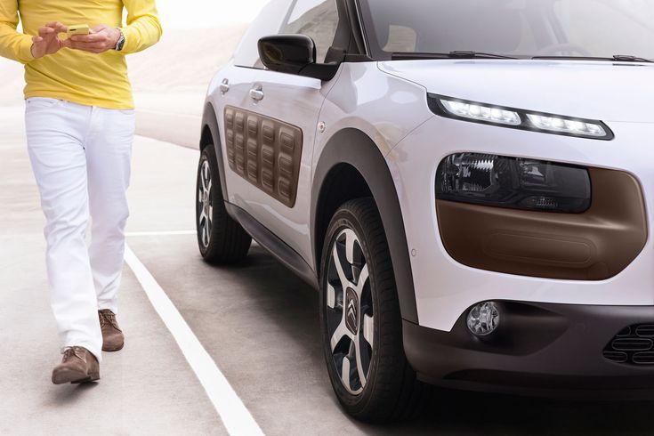 Citroen C4 Cactus - Car Body Design