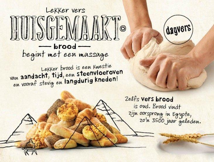 Zelf bruin brood maken - Actueel - La Place