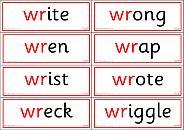 Phonics Words To Match Phonics Charts - K-3 Teacher Resources
