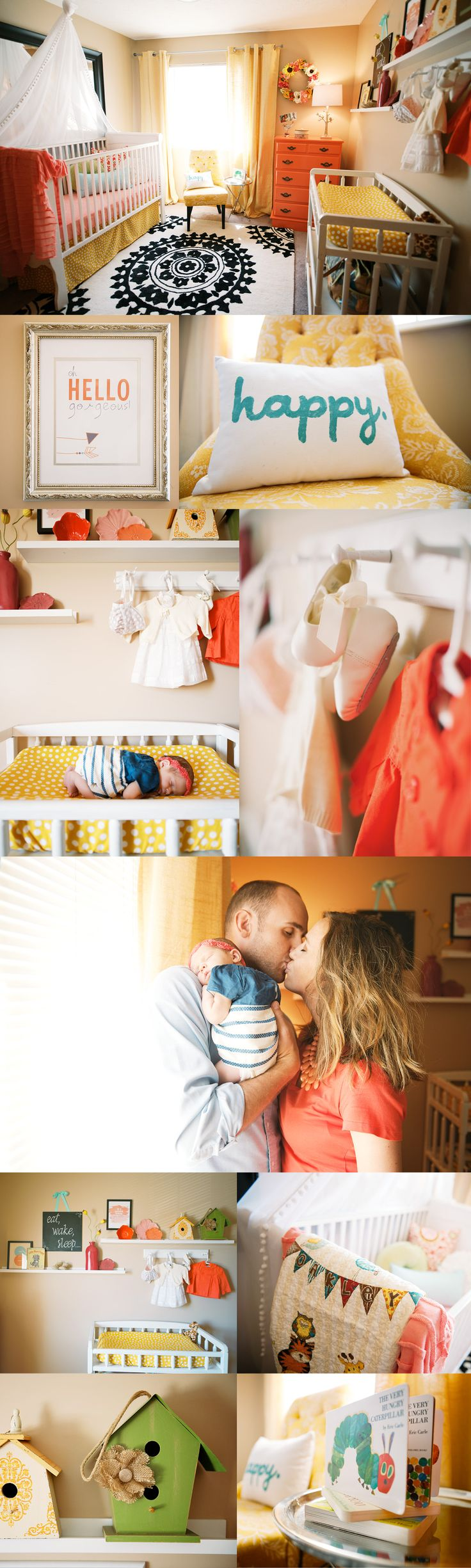 Oakley's Nursery! Photo cred: courtneyleighphoto.com & photographybystudio85.com
