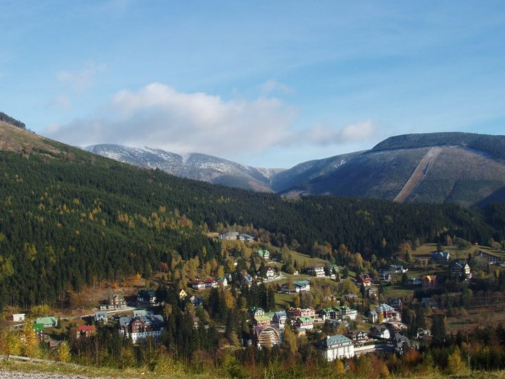 Krkonose National Park, Hotel Savoy and lots and lots of comfort :)