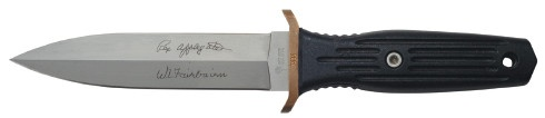 Иностранные боевые ножи   Сайга 12.ru Boker Applegate-Fairbairn boot combat knife