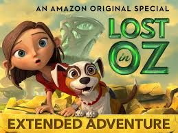 Lost In Oz (Amazon-August 4, 2017) an animated, fantasy TV series. Twelve year old Dorothy Gale, her trusty dog Toto searches for Glinda the Good, hoping that she can give them the magic needed to send them home to Kansas. She is stranded in a modern Emerald City, where she befriends a streetwise witch and a big munchkin. Along the way they make surprising new friends, share a magical adventure they never could have imagined. Voice Stars:  Nika Futterman, Ashley Boettcher, Jorge Diaz.