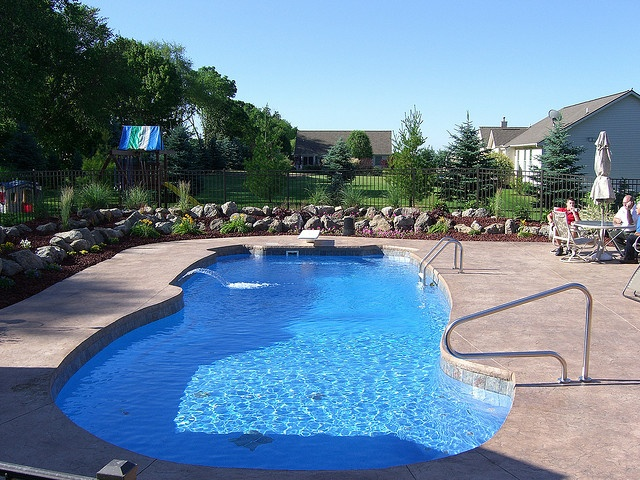 17 best images about pool images on pinterest pool waterfall swimming pools backyard and - Free form swimming pool designs ...