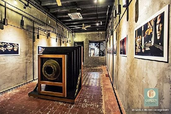 Camera museum George Town