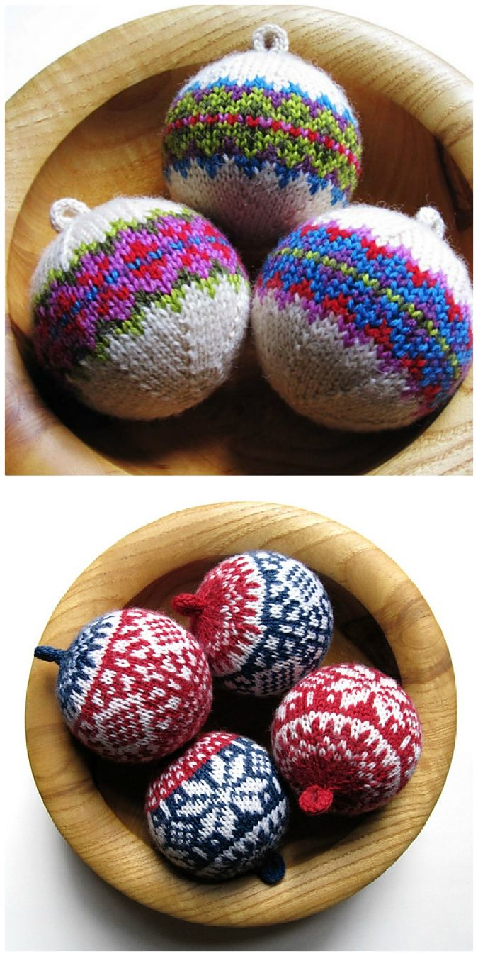 super Cutest Free Christmas Knitting Patterns