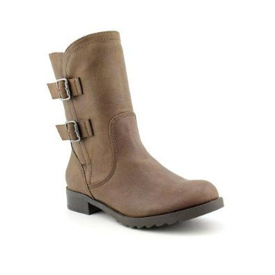 Kenneth Cole Reaction Love Lock DP Womens Size 7.5 Brown Fashion Ankle Boots Kenneth Cole REACTION. $39.99