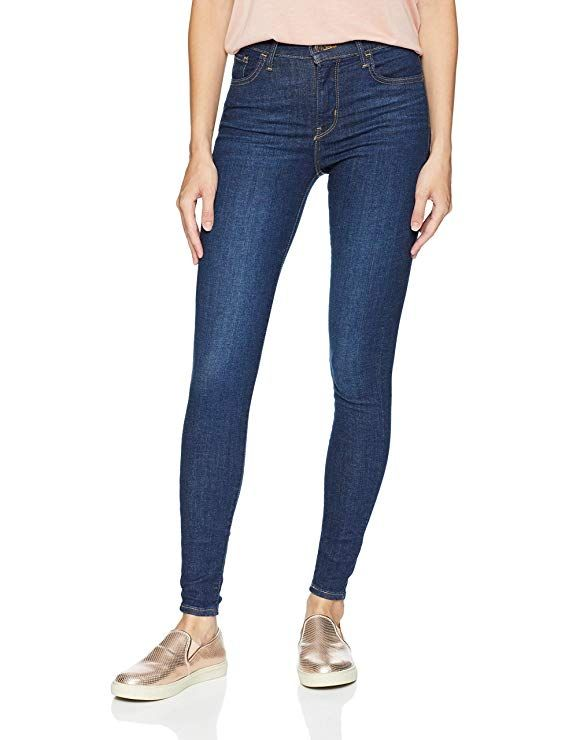 423bdfd2ddf Levi s Women s 720 High Rise Super Skinny Jeans at Amazon Women s ...
