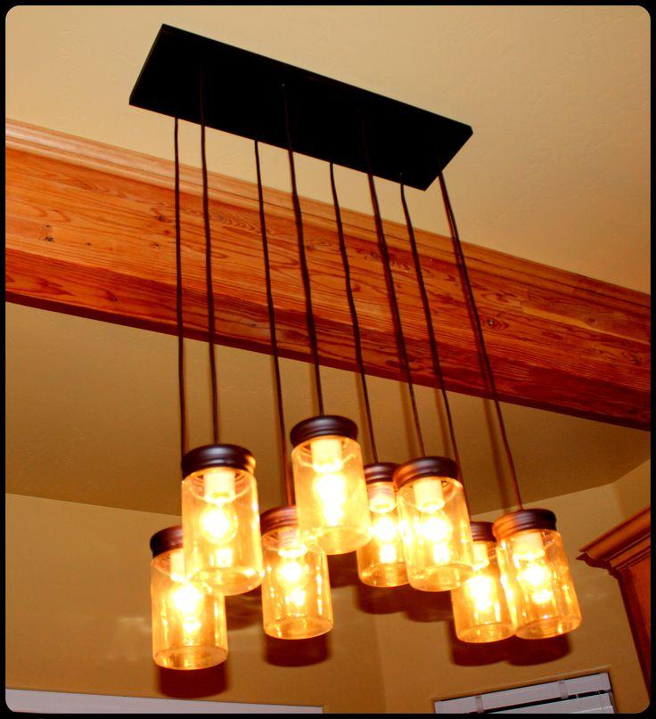 Delightful Schemes Of Cool Kitchen Light Fixtures Brighten Your