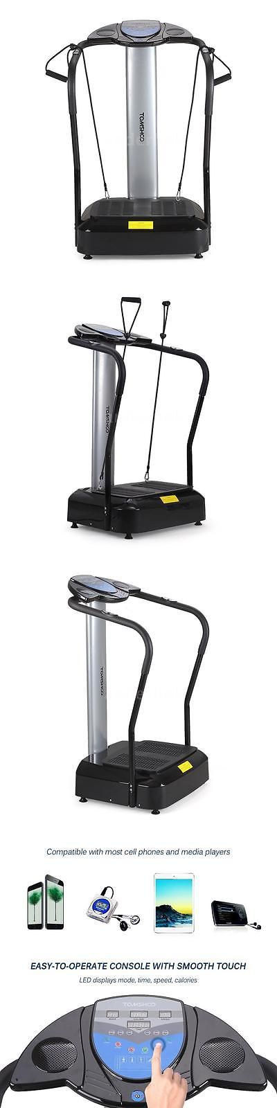 Abdominal Exercisers 15274: Tomshoo 2000W Machine Fitness Exercise Workout Train Home Gym Equipment R0d2 -> BUY IT NOW ONLY: $153.96 on eBay!