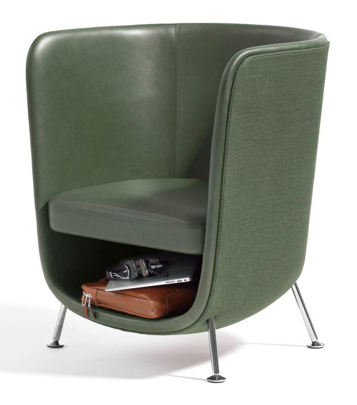 Pocket Chair by Blå Station